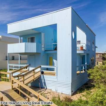 Saltaire Mid Century Modern Beach House for Sale