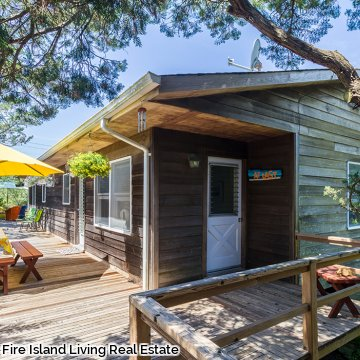 Fire Island vacation home for rent in Lonelyville