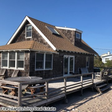 Fair Harbor Beach House Ready for Summer