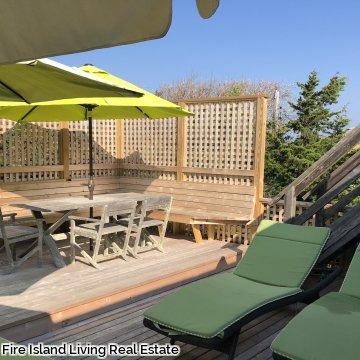 Fire Island summer vacation rental near the beach