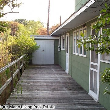 Saltaire Fire Island summer home for sale