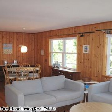 Fair Harbor Fire Island summer rental with three bedrooms