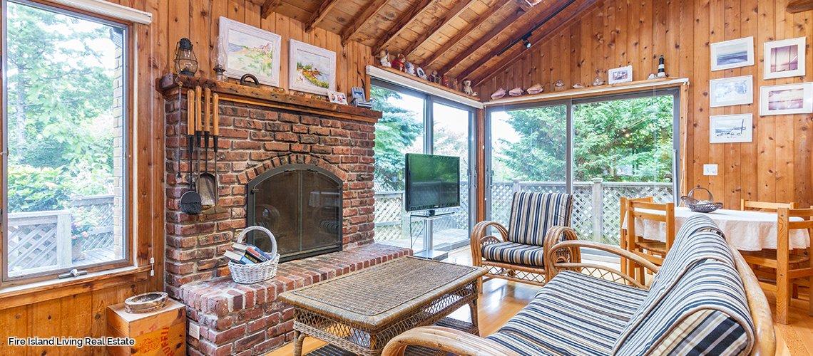 Fire Island summer rental in Fair Harbor #113
