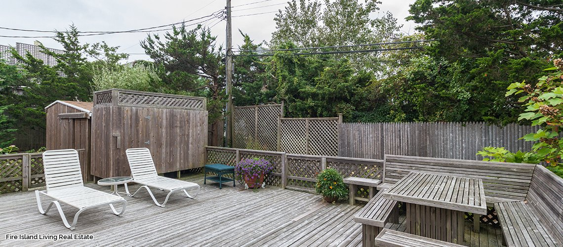 Fire Island real estate for rent in Fair Harbor # 113