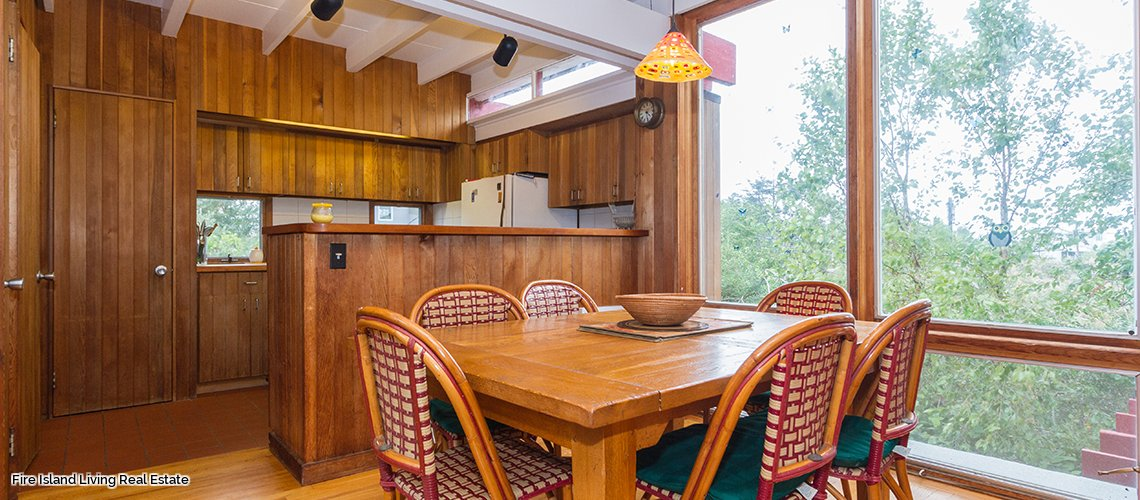 Renting a house in Fair Harbor Fire Island