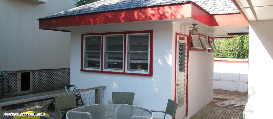Fire Island summer rental in Fair Harbor