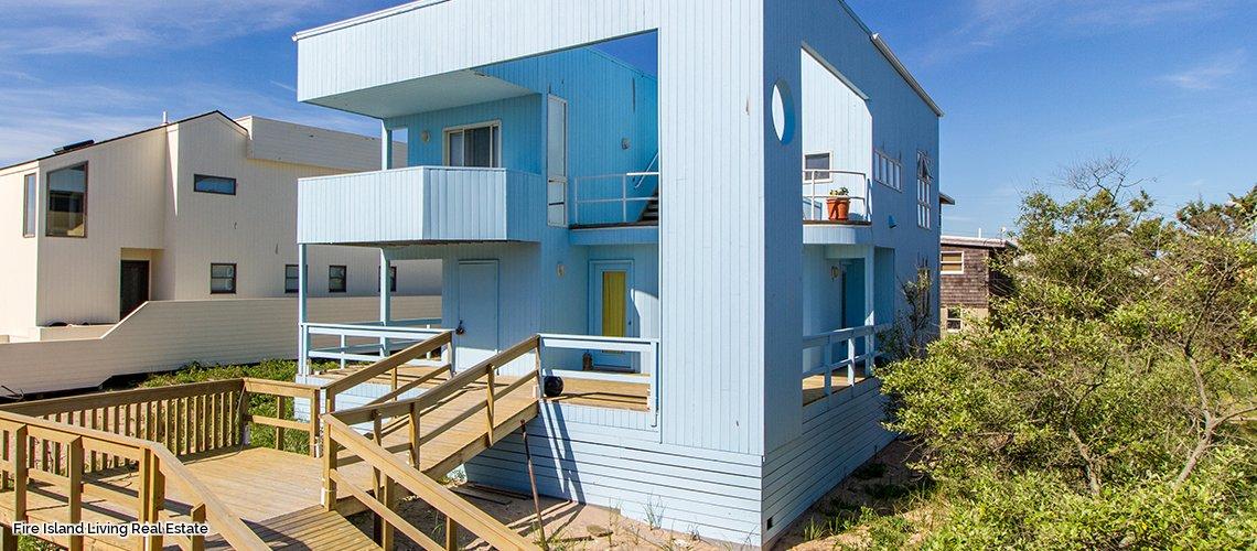 Saltaire Mid Century Modern Beach House for Sale
