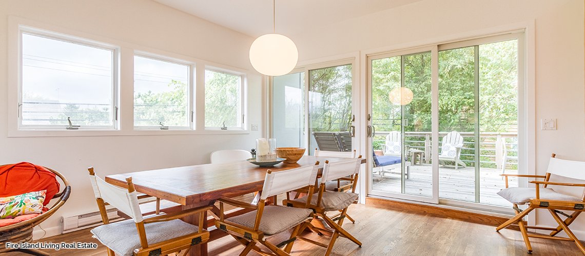 Fire Island summer rental in Saltaire House # 59