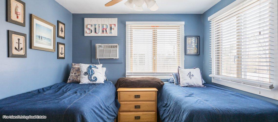 Bedroom # 3 in Saltaire beach house #138