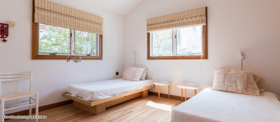 Bedroom # 2 in Beach House #209 in Saltaire