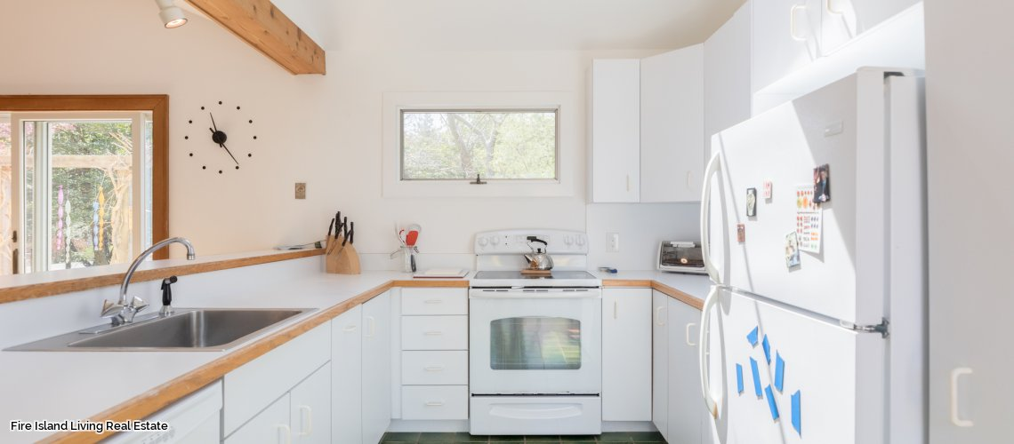 Saltaire kitchen in house # 209