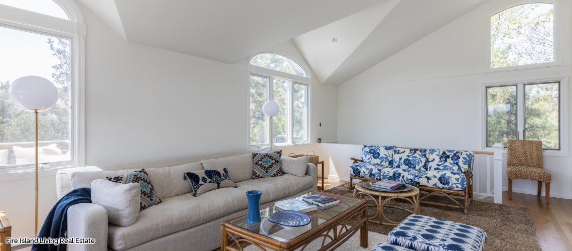 Saltaire Fire Island beach house for rent #166