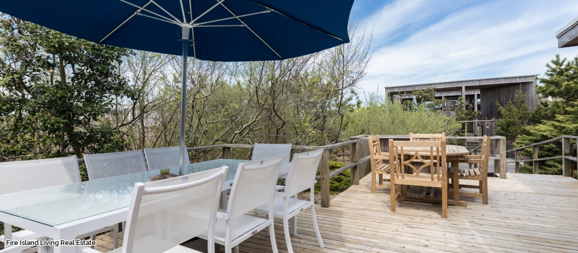 Fire Island rental in Saltaire House # 75