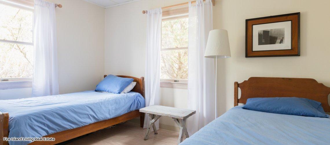 Fair Harbor fire island summer rental with three bedrooms # 10