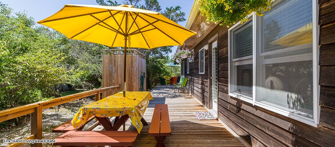 Summer rentals on Fire Island in Lonelyvlle # 24