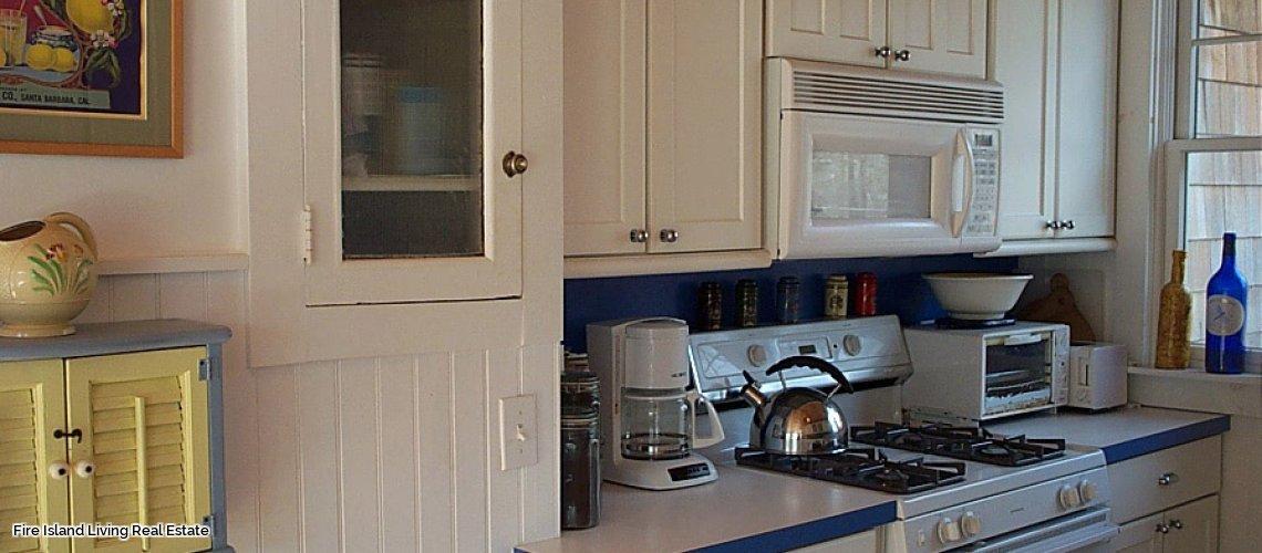 Kitchen in House # 35 in Fair Harbor