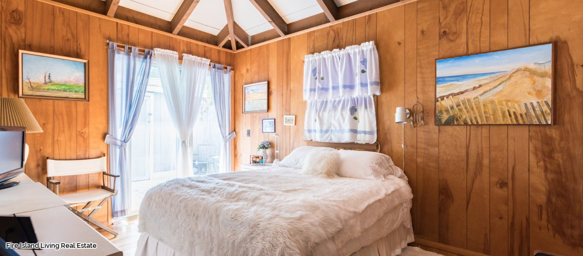 Saltaire Fire Island summer rental with 4 bedrooms