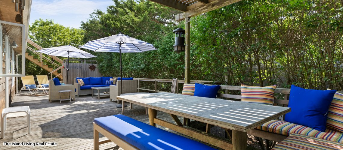 Fire Island Beach House  # 218