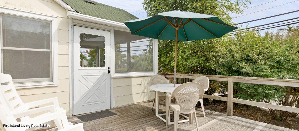 Beach House in Fair Harbor for rent