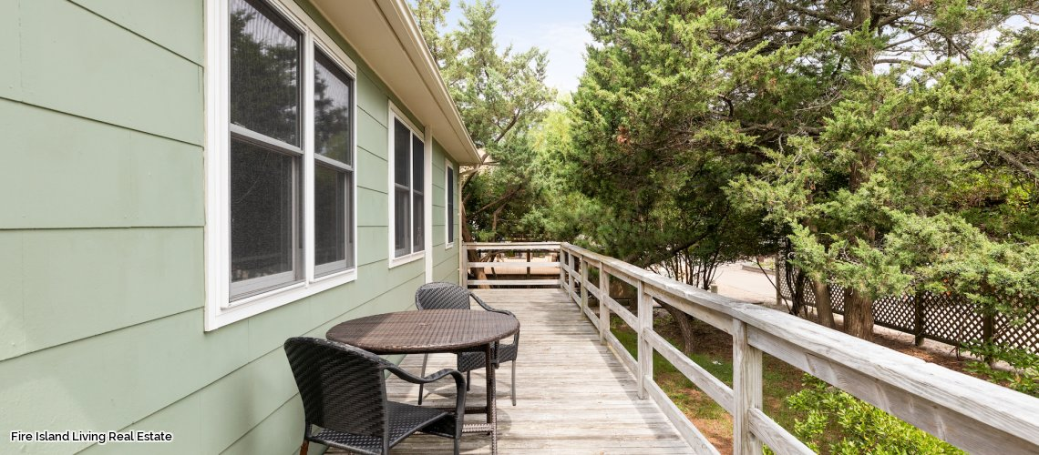 Fire Island beach house for rent near the beach # 103