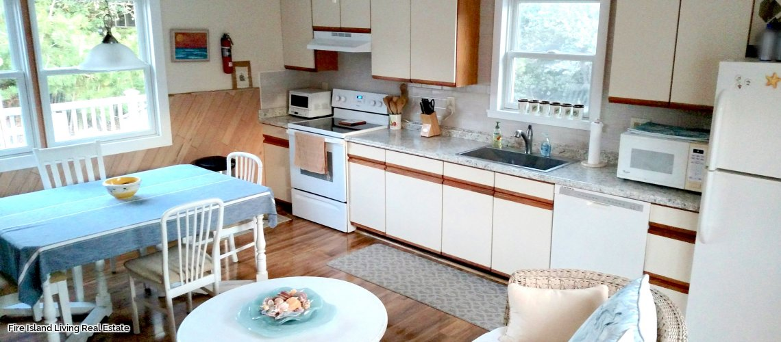 Fair Harbor Fire Island beach house for rent near the beach