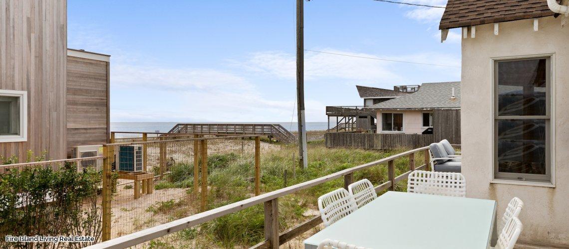 Fair Harbor Vacation Rental Beach House one off the ocean