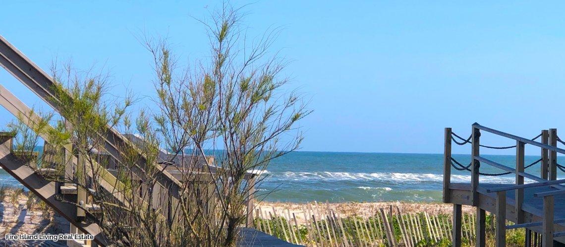 Fair Harbor Beach House Ready for Summer