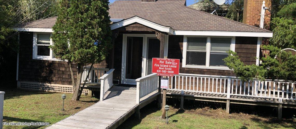 Kismet Fire Island home for sale