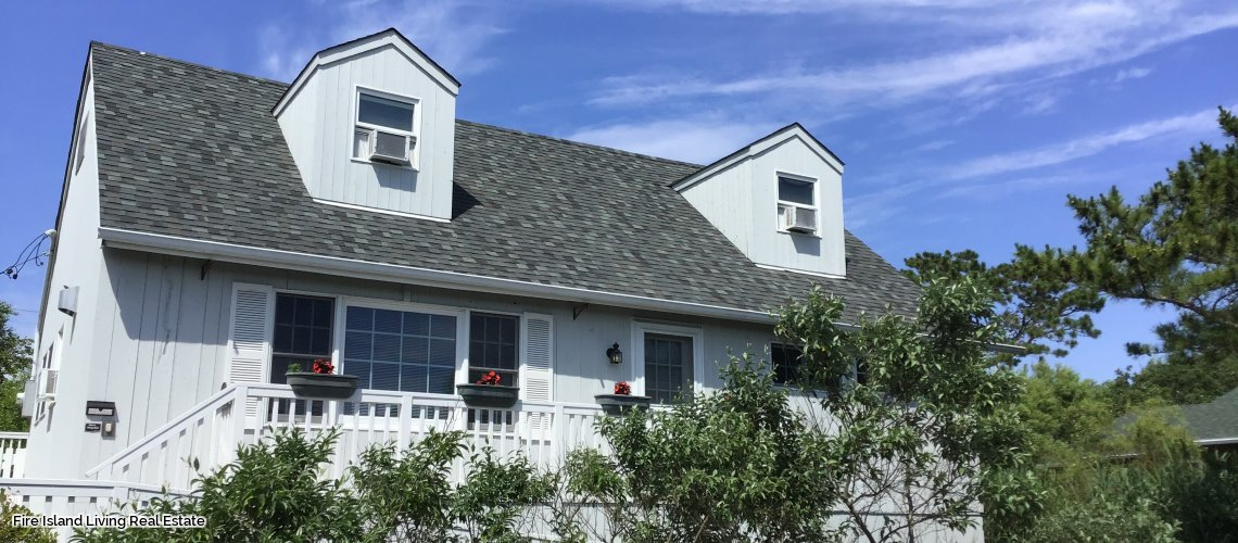 Year Round Living in Saltaire, Fire Island