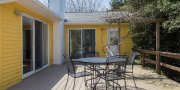 Saltaire Summer Rental with beautiful outside space