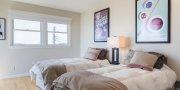 Bedroom # 3 in Saltaire vacation rental # 170