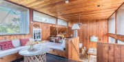 Living Area Saltaire summer rental # 40
