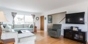 Fire Island vacation rental on the bay front in Fair Harbor