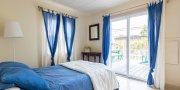 Fair Harbor bedroom # 1 in Beach house for rent on Fire Island