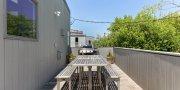 Deck area in Saltaire # 93